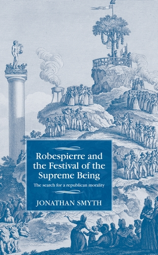 Smyth Robespierre Cover